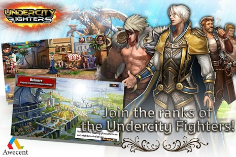Undercity Fighters (EN)