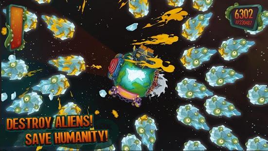 Bloody Aliens!