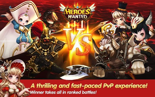 Quest RPG HEROES WANTED
