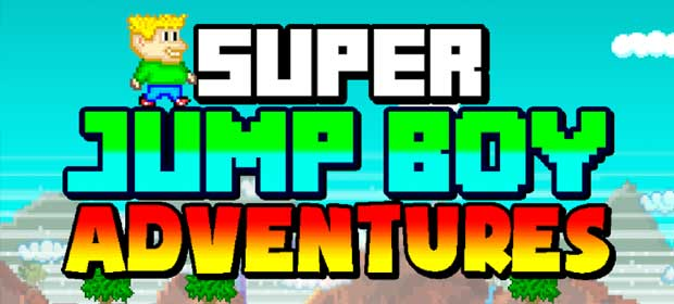 Super Jump Boy Adventures