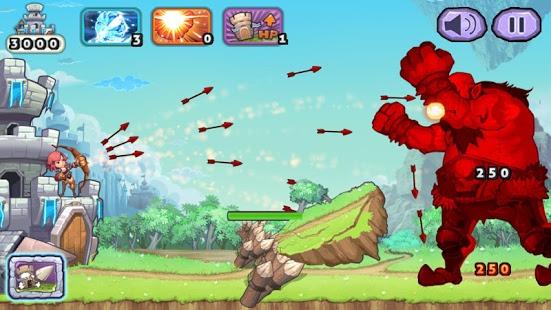 Fantasy Archery Giant Revenge