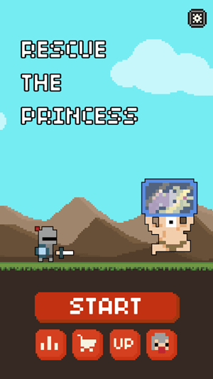 Rescue the Princess