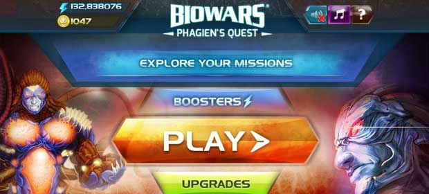 BIOWARS: Phagien's Quest