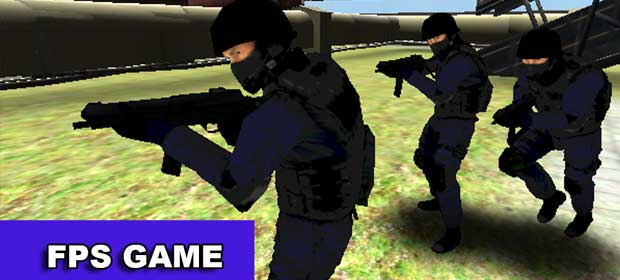 Swat Shooter - shooting game