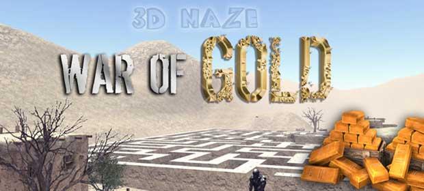3D Maze: War of Gold