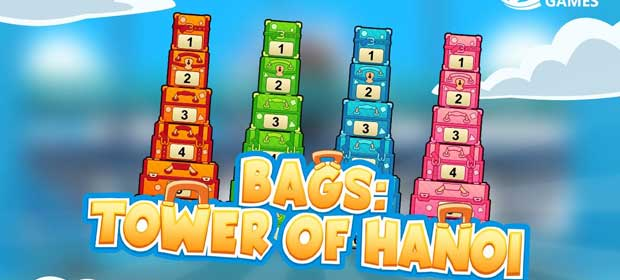 Bags: Tower of Hanoi