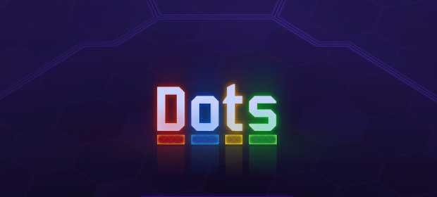 Flow Dots : Cyber Lines 3D