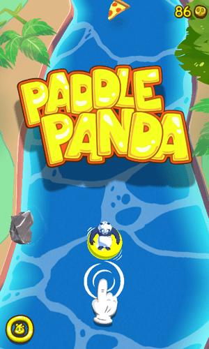 Paddle Panda