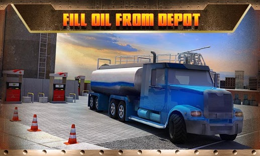 Oil Transport Truck 2016