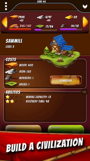 Battle of Lands - Build Empire