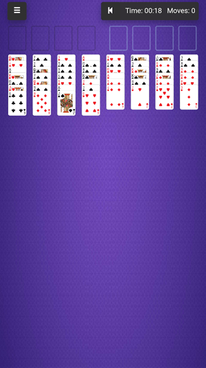 Solitaire Kingdom - 18 games