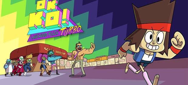OK K.O.! Lakewood Plaza Turbo