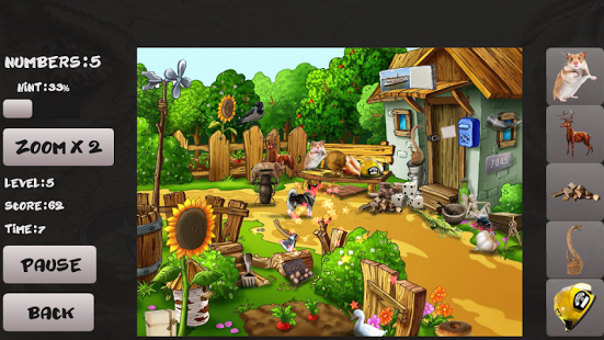 Lost adventures Hidden Objects