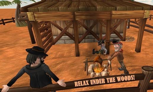 Cowboy Hunter Western Bounty