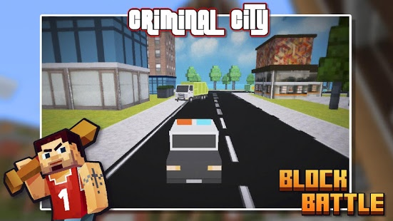 Criminal City: Block Battle