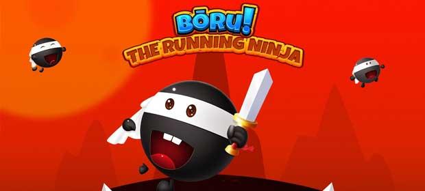Boru The running Ninja