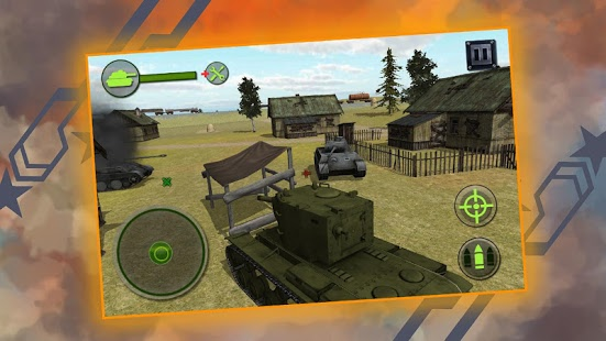 Blitz Tanks War: Hard Armor 3D