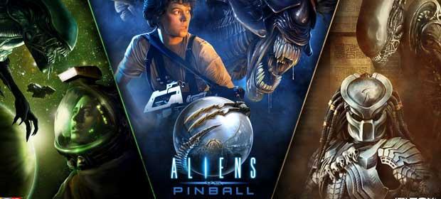 Aliens vs. Pinball