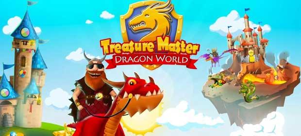 Treasure Master: Dragon world