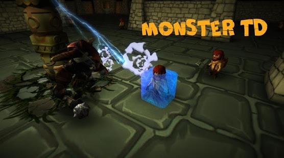 Monster TD Free