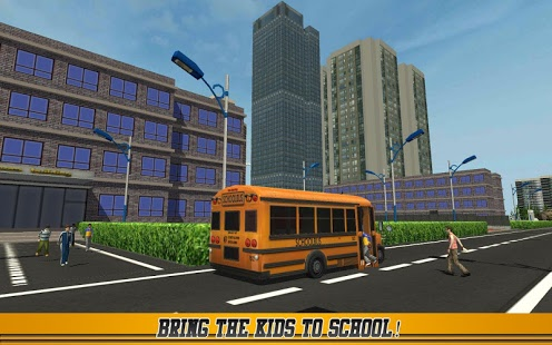 High School Bus Driver 2