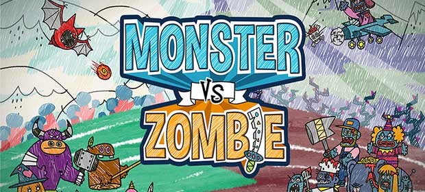 Monster VS Zombie