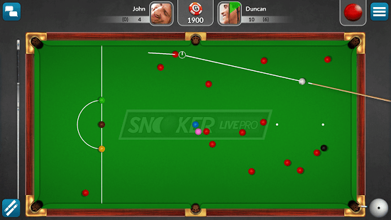 Snooker Live Pro
