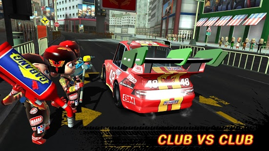 Pit Stop Racing : Club vs Club