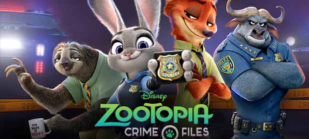 Zootopia: Crime Files