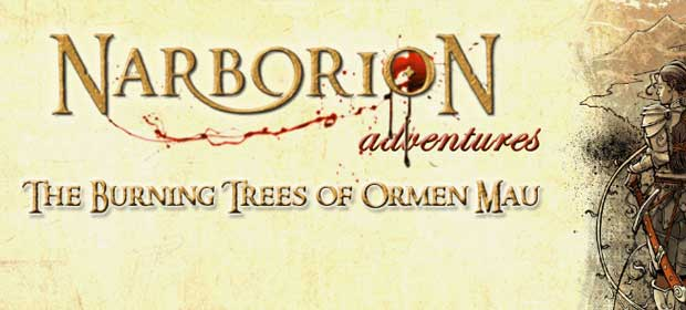 The Burning Trees of Ormen Mau
