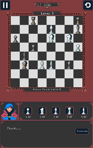 Moveless Chess (Unreleased)