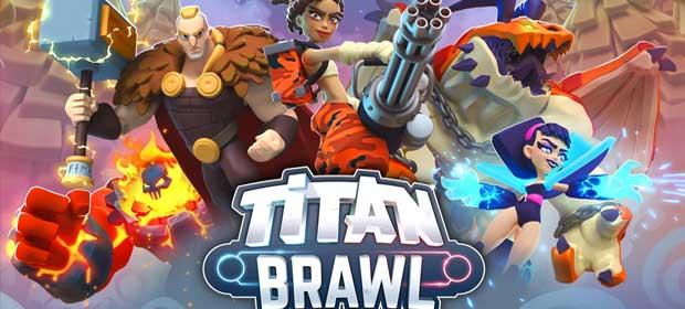 Titan Brawl (Unreleased)