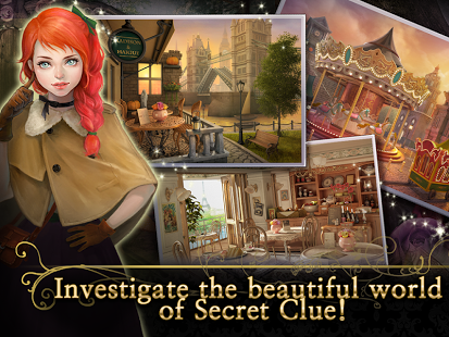 The Secret Clue