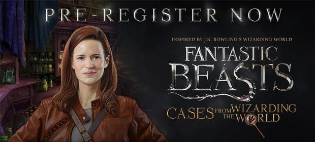 Fantastic Beasts: Cases