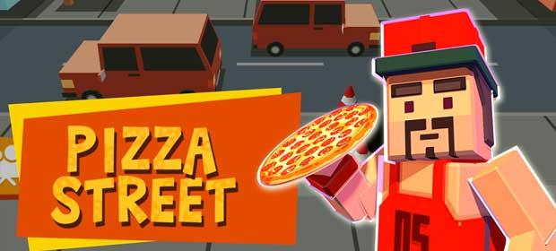 Pizza Street - Deliver pizza!