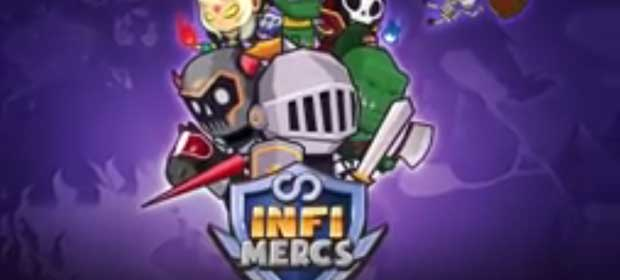 Infinity Mercs : Nonstop RPG