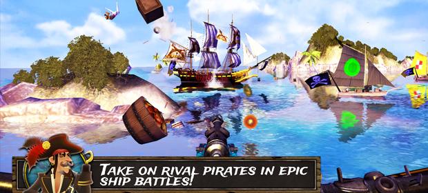 Pirate Quest: Become a Legend