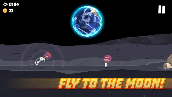 Kangoorun: Fly to the Moon