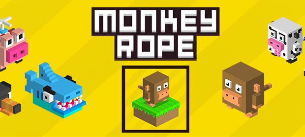 Monkey Rope - Endless Jumper