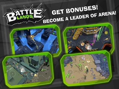 Battle Lands Free Online PvP (Multiplayer shooter)