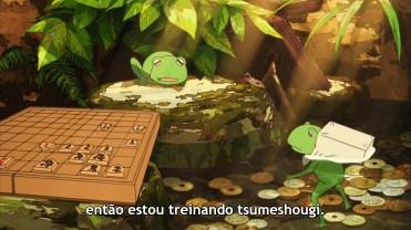 O tsumeshogi nada mais é que dar um xeque-mate no rei do adversário (pelo que entendi)