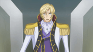 Príncipe Schneizel chocado
