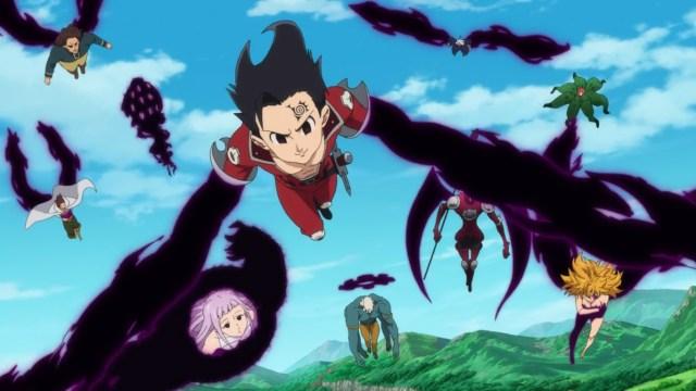 Resultado de imagem para os 10 mandamentos Nanatsu
