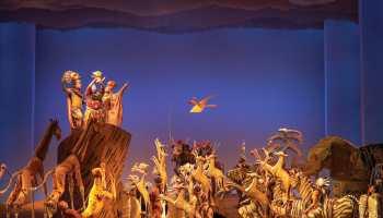 El Rey León El Musical Más Emocionante De Broadway