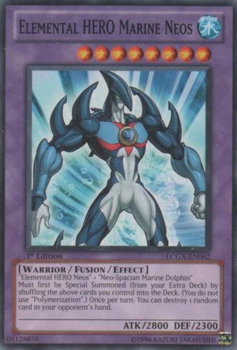 Oh Gi Level Hero Yu 7 Gx Elemental