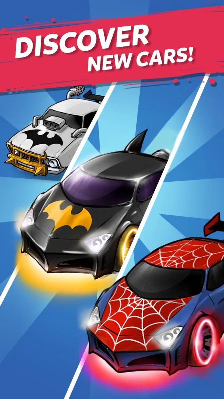 Merge Battle Car Screenshots 4