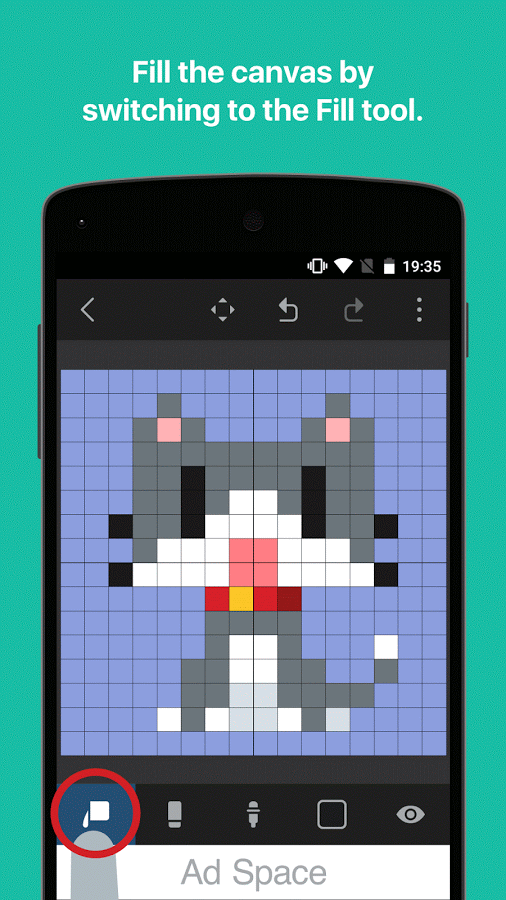 Pixel Art Maker 8bit Painter Apk Thing Android Apps