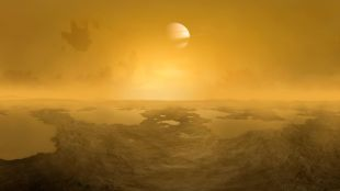 Scientists find conditions for the origin of life on Saturn's moon Titan