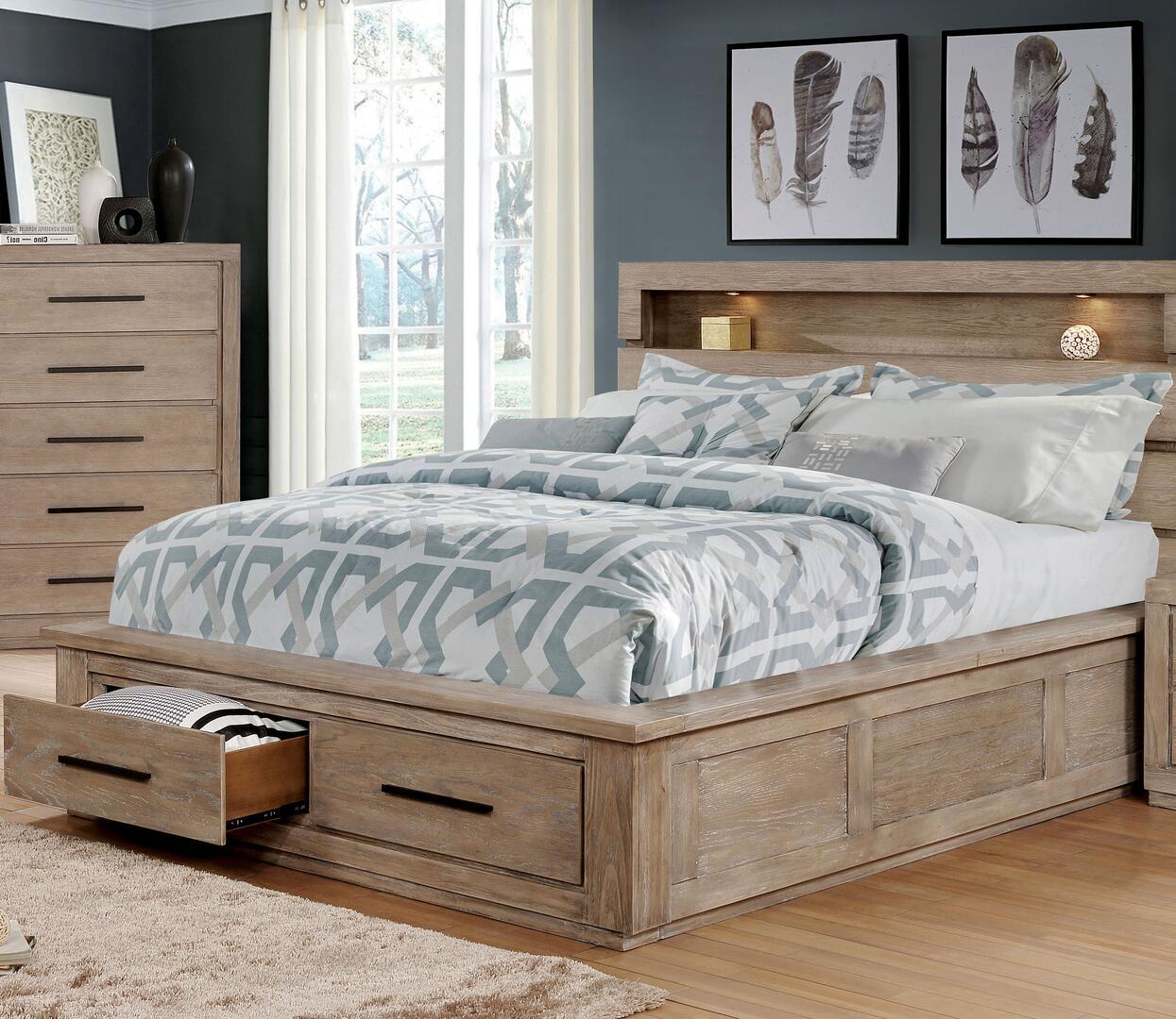 Furniture Of America Cm7048ntckbed