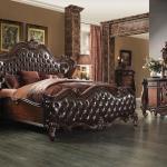 Acme Furniture Versailles 6 Piece California King Size Bedroom Set